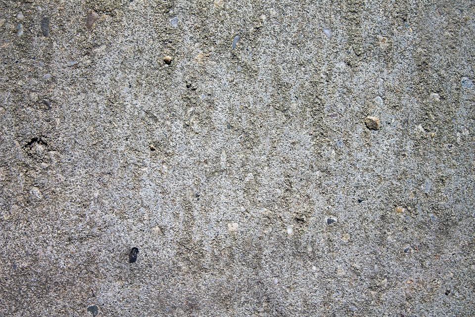 hormigón pavimento