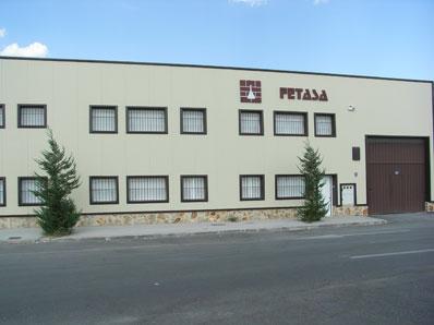 Fetasa - Fachada